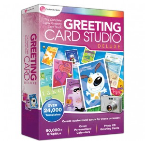10Greeting Card Studio