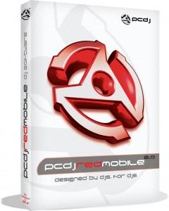 2PCDJ Red Mobile