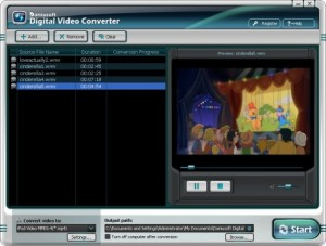 3 iSkysoft Video Converter