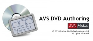 5AVS DVD Authoring