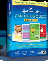 5Hallmark Card Studio Deluxe