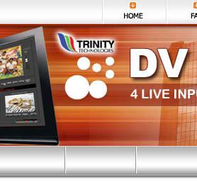 6 Trinity DV Mixer