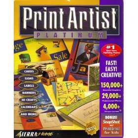 6Print Artist Platinum