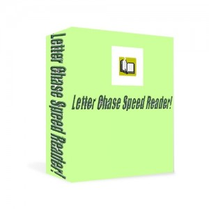 8 Letter Chase Speed Reader