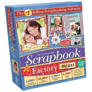 8Scrapbook Factory Deluxe