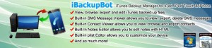 8iBackupBot for iTunes