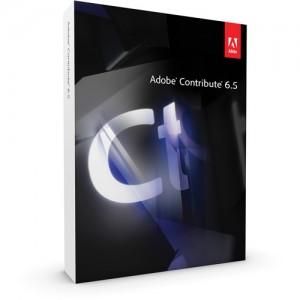 Adobe Contribute 6.5