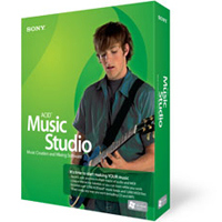 Sony Media ACID Music Studio 7