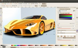 1 Inkscape