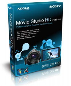 1 Sony Movie Studio Platinum