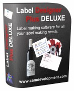 10 Label Designer Plus Deluxe