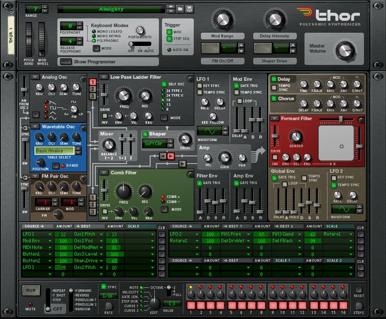 10 Propellerhead REASON 4.0 Music Production Software