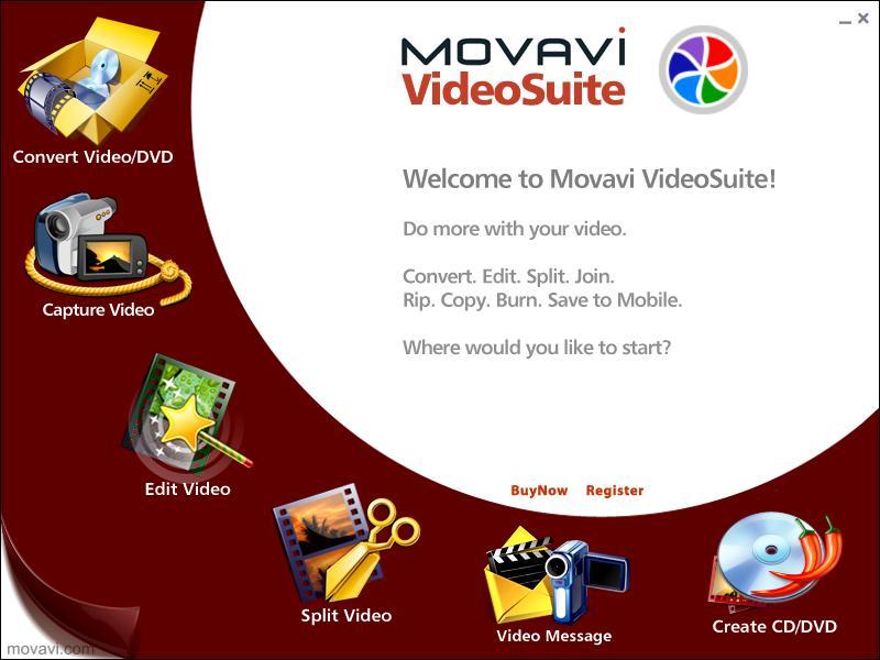 10. MovAvi Video Suite