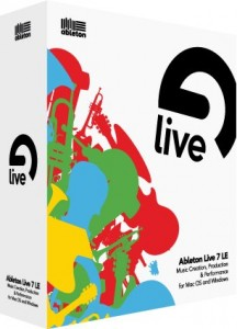 2 Ableton Live 7 Music Production Software