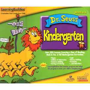 2 Dr. Seuss Kindergarten