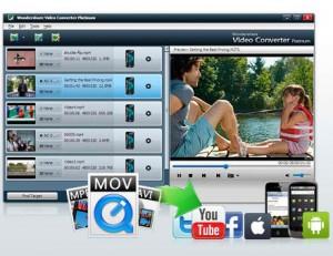 3. Wondershare Video Converter