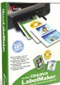 4 Acoustica CD-DVD Label Maker