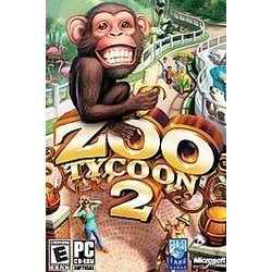 4 Zoo Tycoon 2