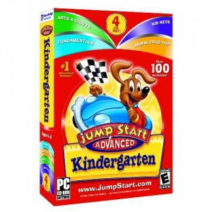 5 JumpStart Advanced Kindergarten