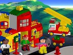 6 LEGO My Style Kindergarten