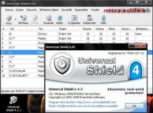 7.Universal Shield