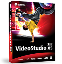 9 Corel Video Studio Pro X5