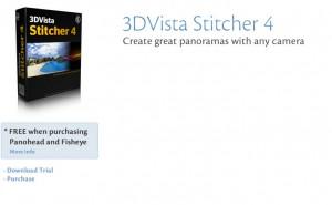 1 3D Vista Stitcher 4