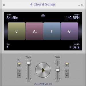 4. 4 Chord Songs