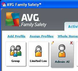 4. AVG Family Safety