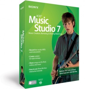 8. ACID Music Studio
