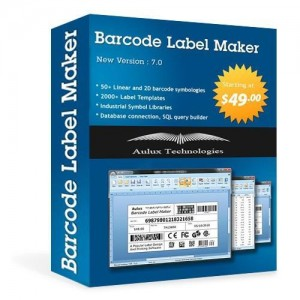 1.Barcode Label Maker 7