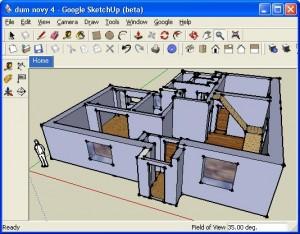 1.Google Sketchup