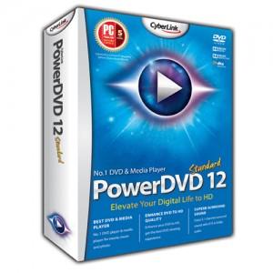 1.PowerDVD 12