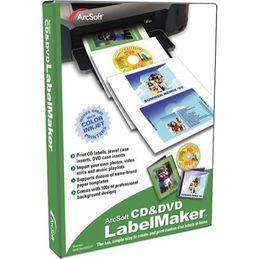 3.ArcSoft CD&DVD LabelMaker