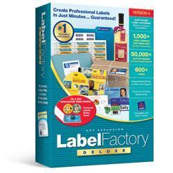 4.Label Factory Deluxe 3