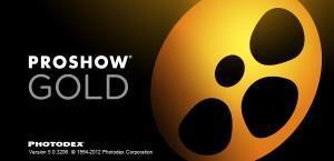 4.ProShow Gold