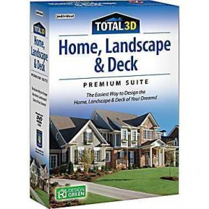 6.Total 3D Home, Landscape & Deck