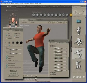 3d Clothes Design Software Poser is a D animation