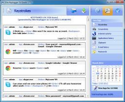 1. Elite Keylogger
