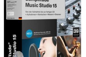 10 Samplitude Music Studio