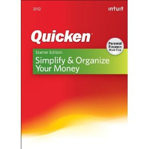 2. Quicken Starter Edition