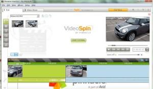 3. Pinnacle VideoSpin