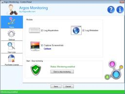 7. Argos Monitoring