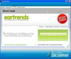 Song Sharpener
