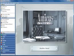 Amicus Attorney