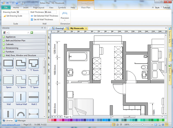 Top 10 cabinet design software for furniture makers for Home office design software free
