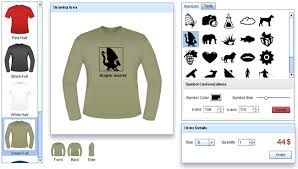 Flash TShirt Design Software