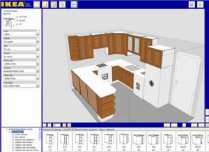 Top 10 cabinet design software for furniture makers for Furniture layout software