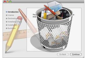 uninstall software on Mac