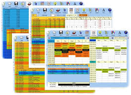 Mimosa Scheduling Software